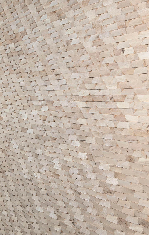 Sienu dekorācija modernā interjerā