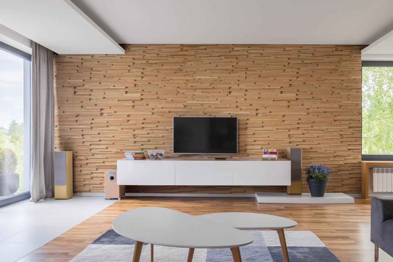 light wall panels open living room fullsize windows