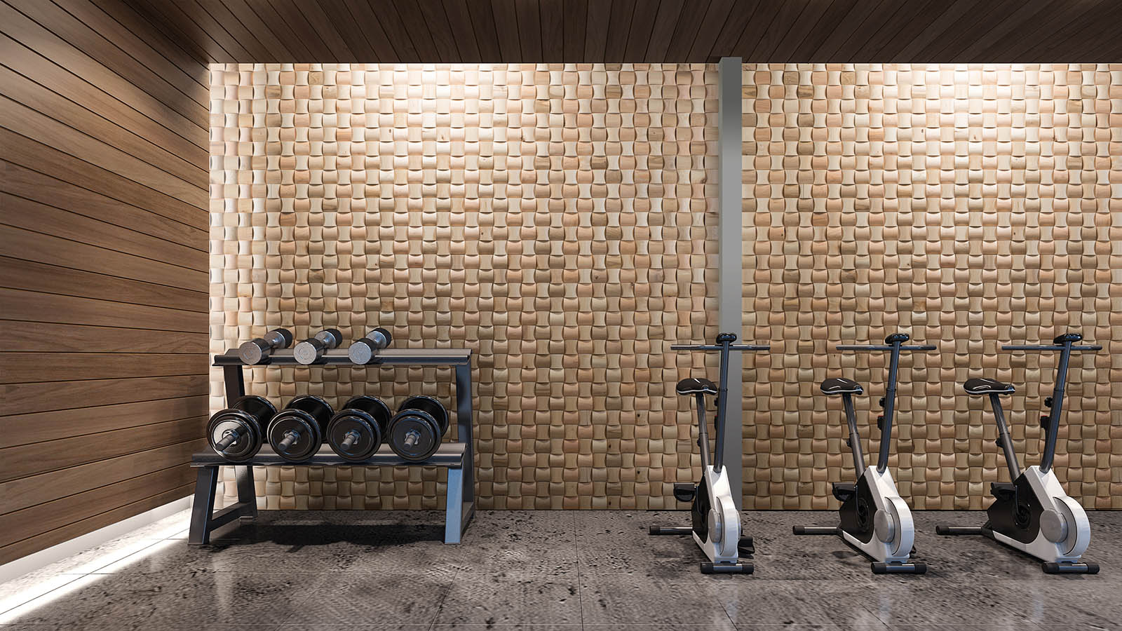 Solid wood wall panels
